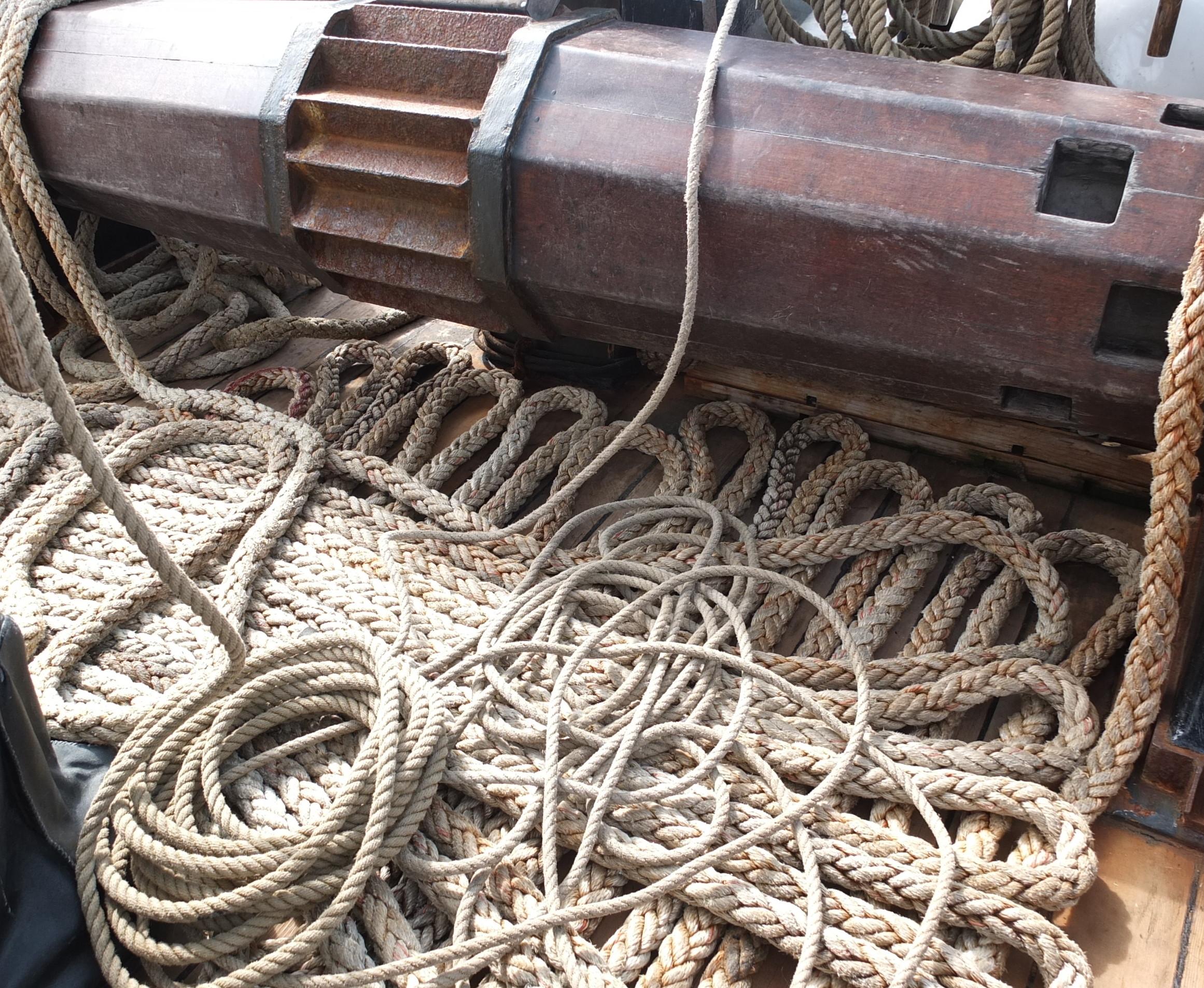 Rope on Lady WA