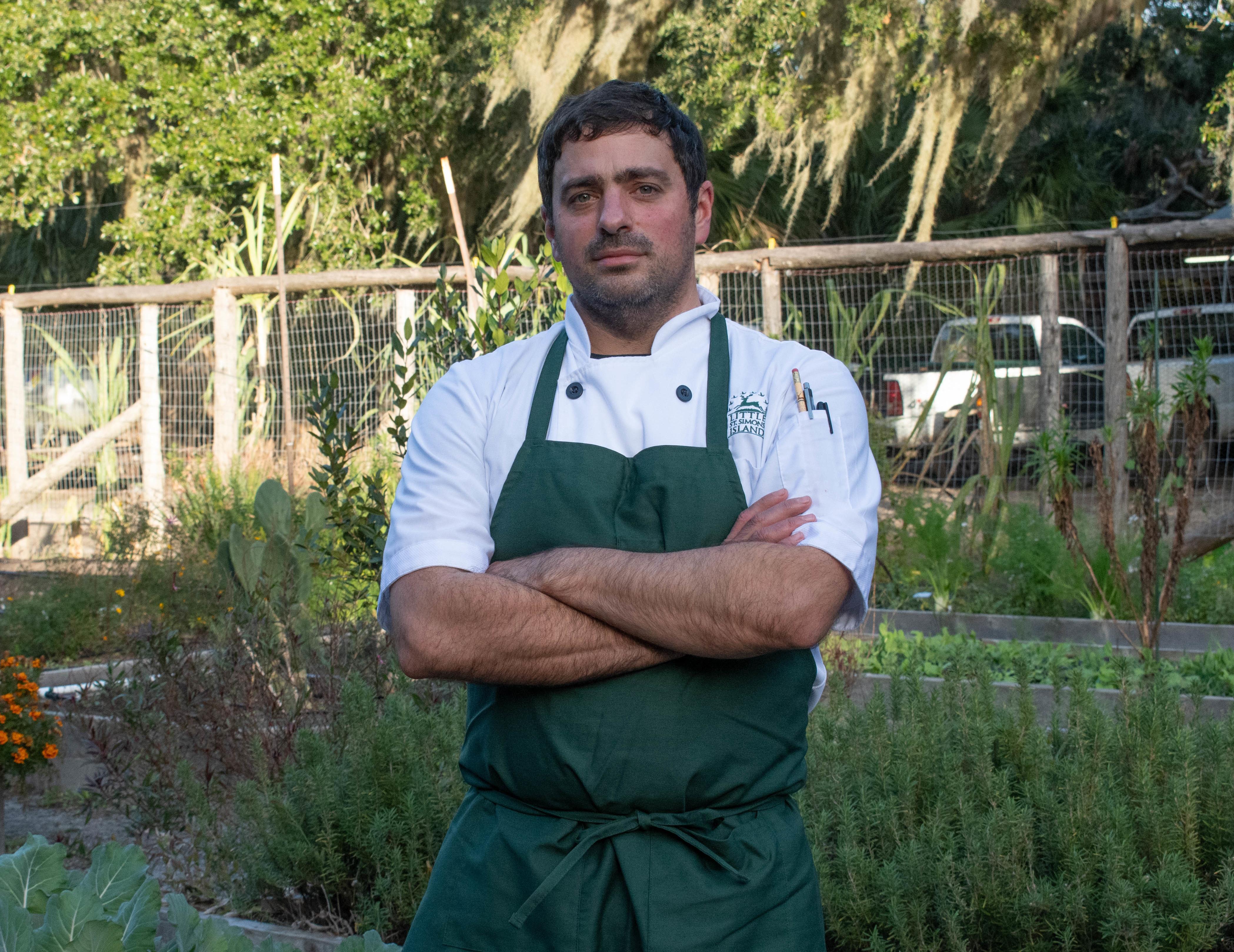 Chef Matt Lerish