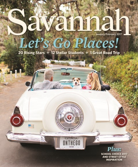 Savannah Magazine January 2017