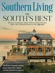 Southern Living April 2019