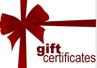 Gift Certificates from Inns at Blackberry Common