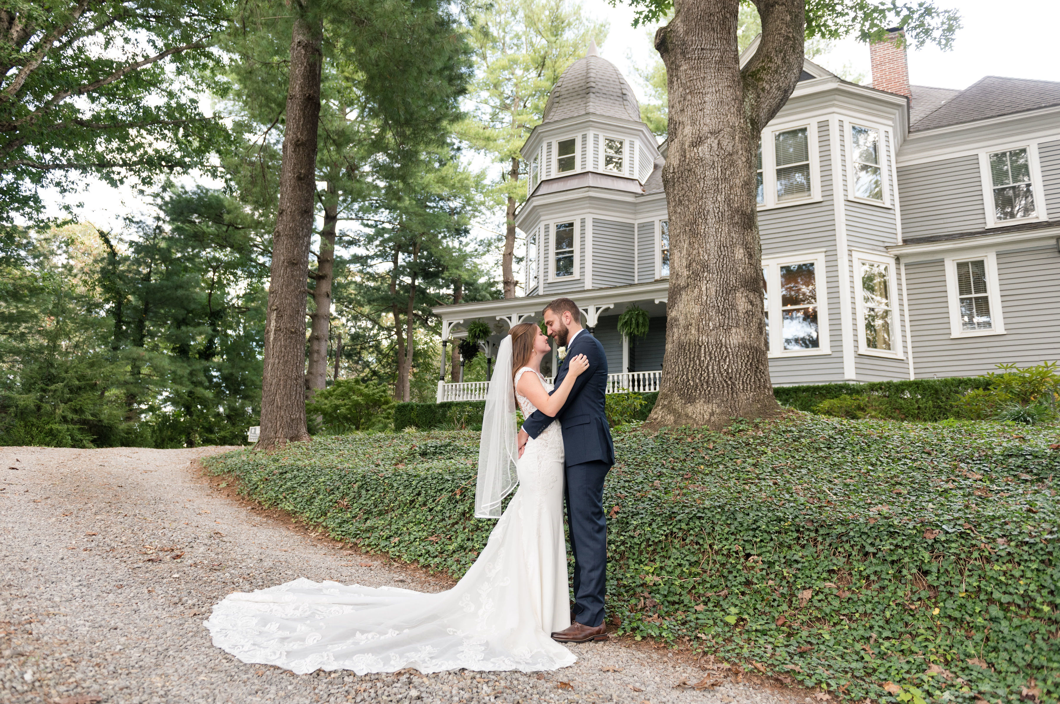 Intimate Asheville Nc Wedding Venue Biltmore Village Inn B B