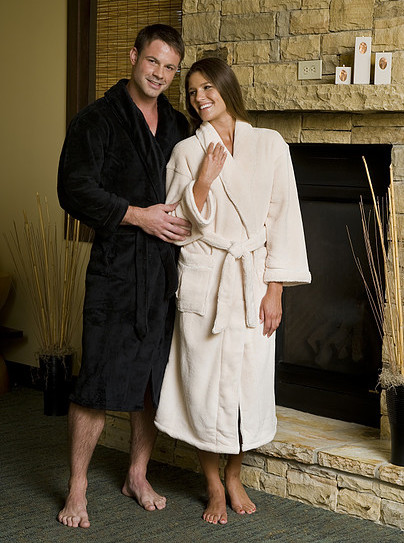 Minx Plush Robes