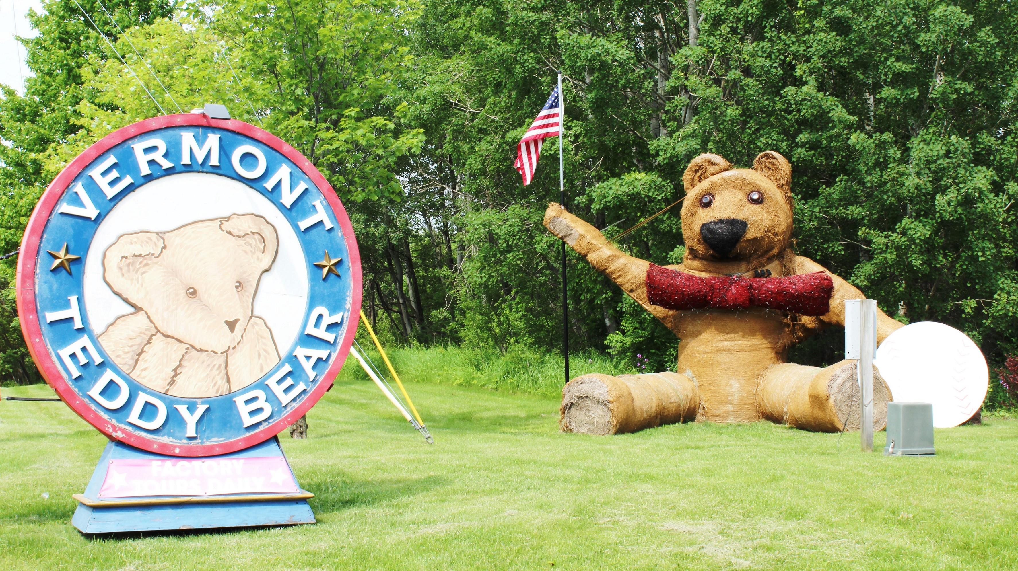 Vermont Teddy Bear Company near Heart of the Village Inn in Shelburne VT