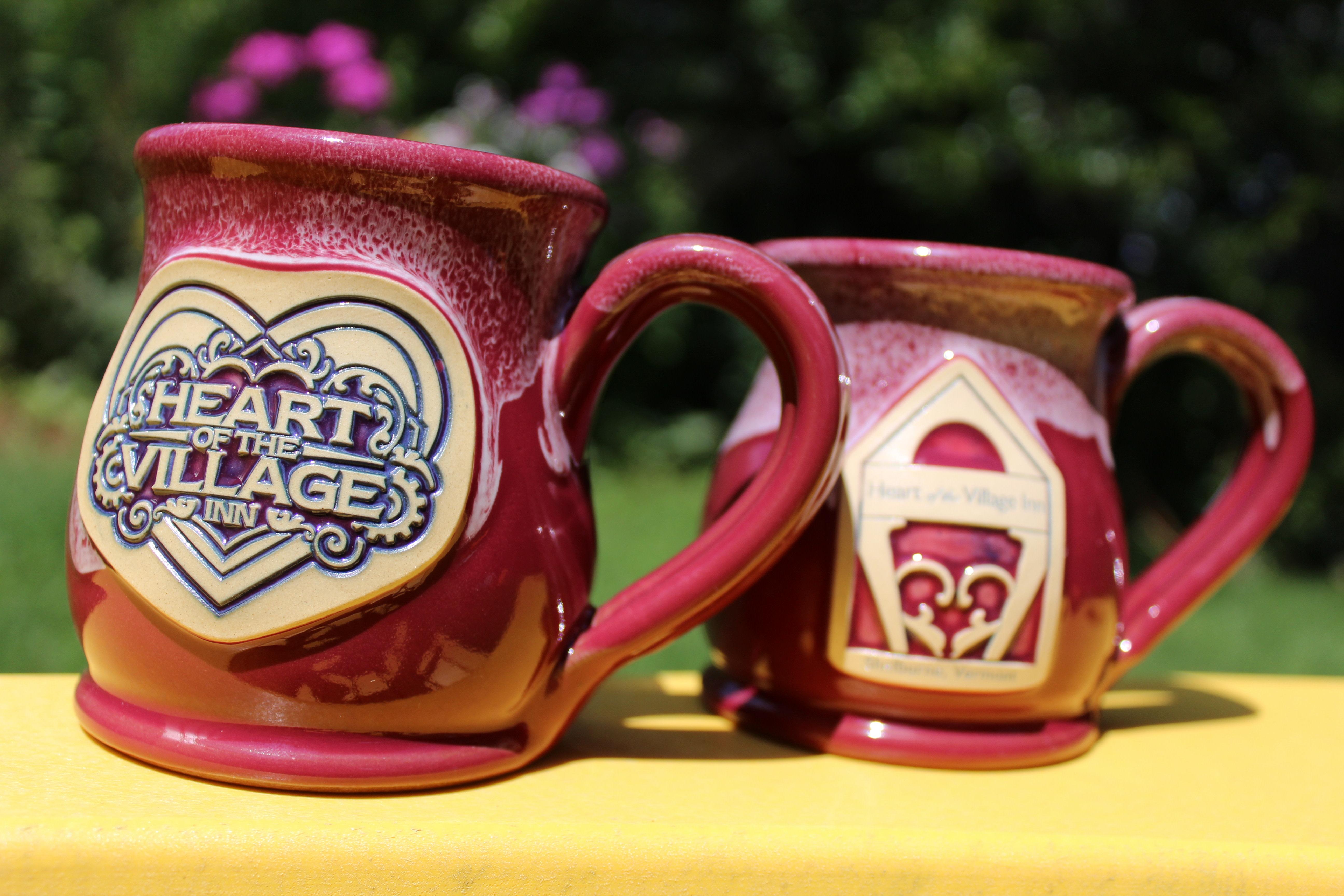 Heart of the Village Inn Coffee Mugs