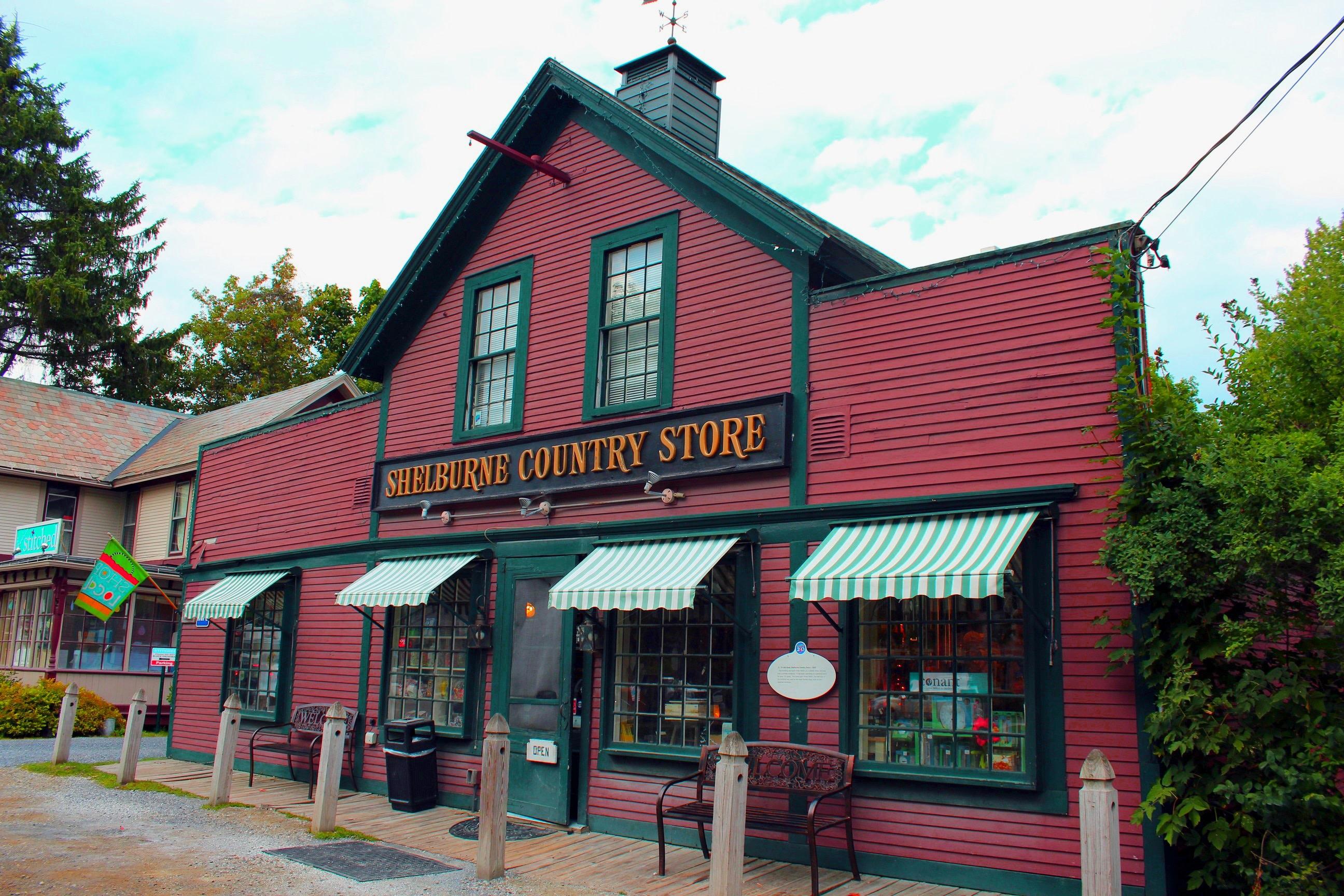 Shopping near Heart of the Village Inn in Shelburne VT