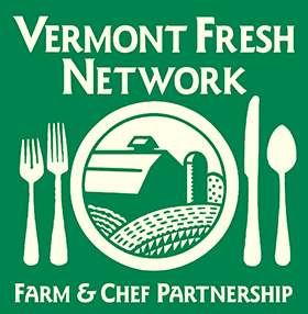 Proud Supporting Member of Vermont Fresh Network