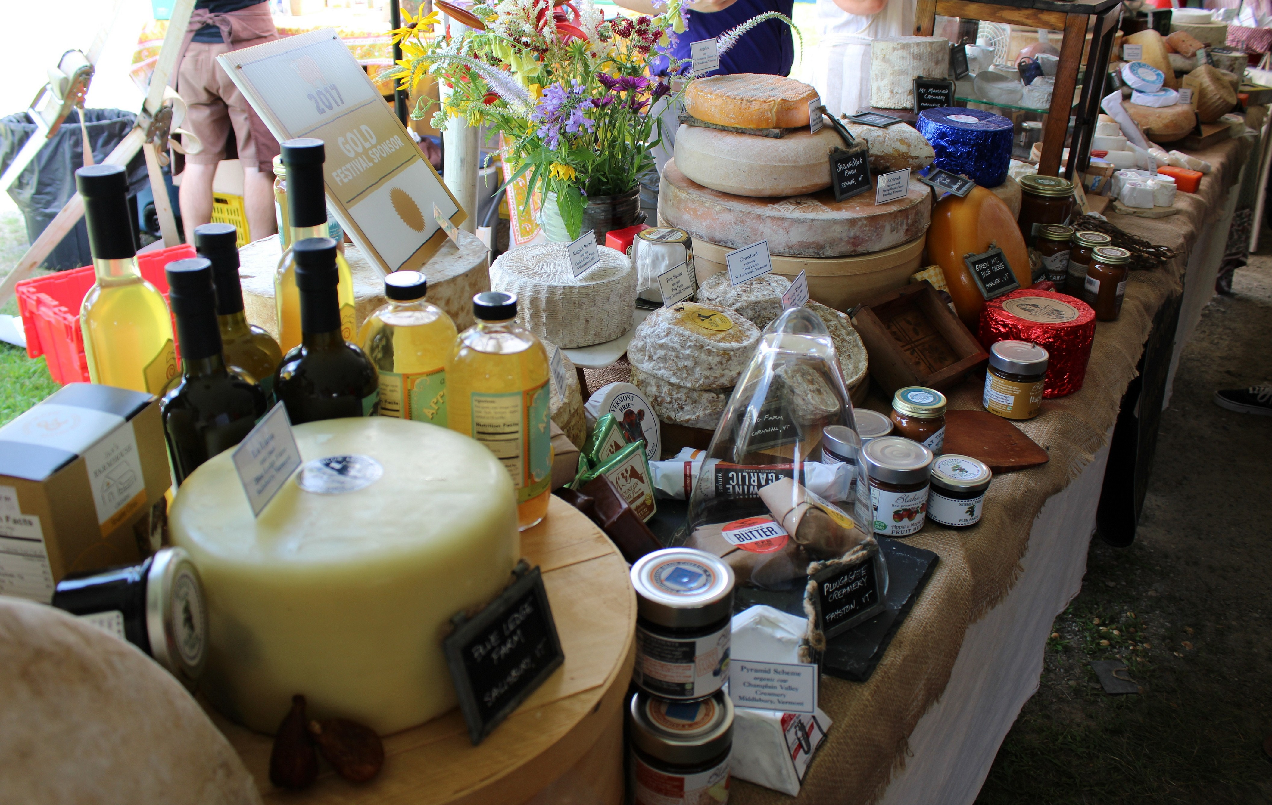 Accommodations Vermont Cheesemakers Festival