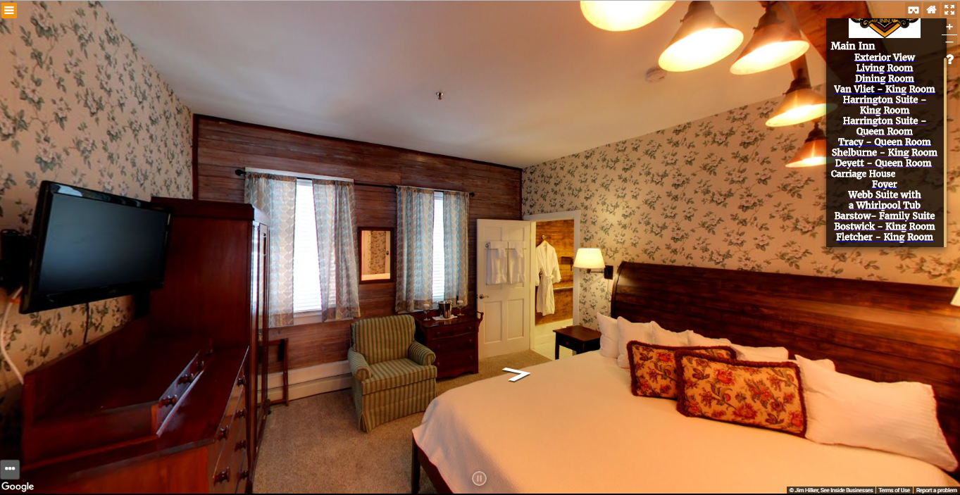 Heart of the Village Inn Virtual Tour Barstow King Room