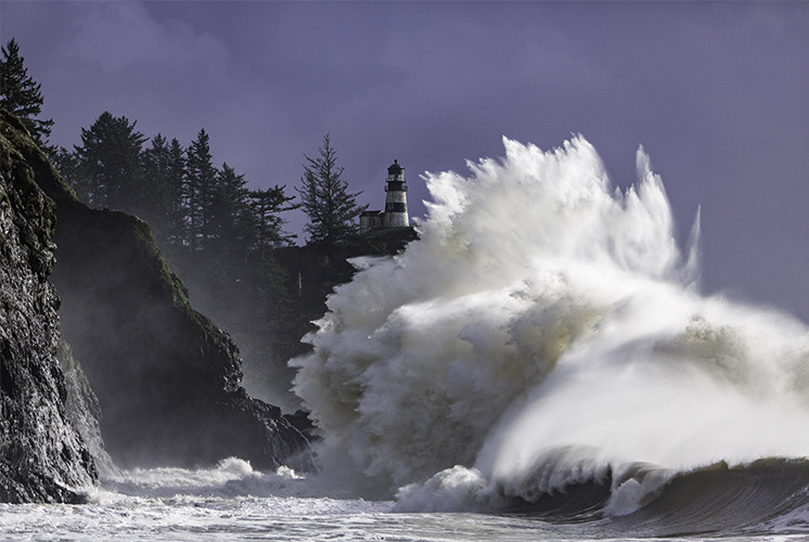 Waikiki Beach in Cape Disappointment State Park. Photo: Richard Dawson