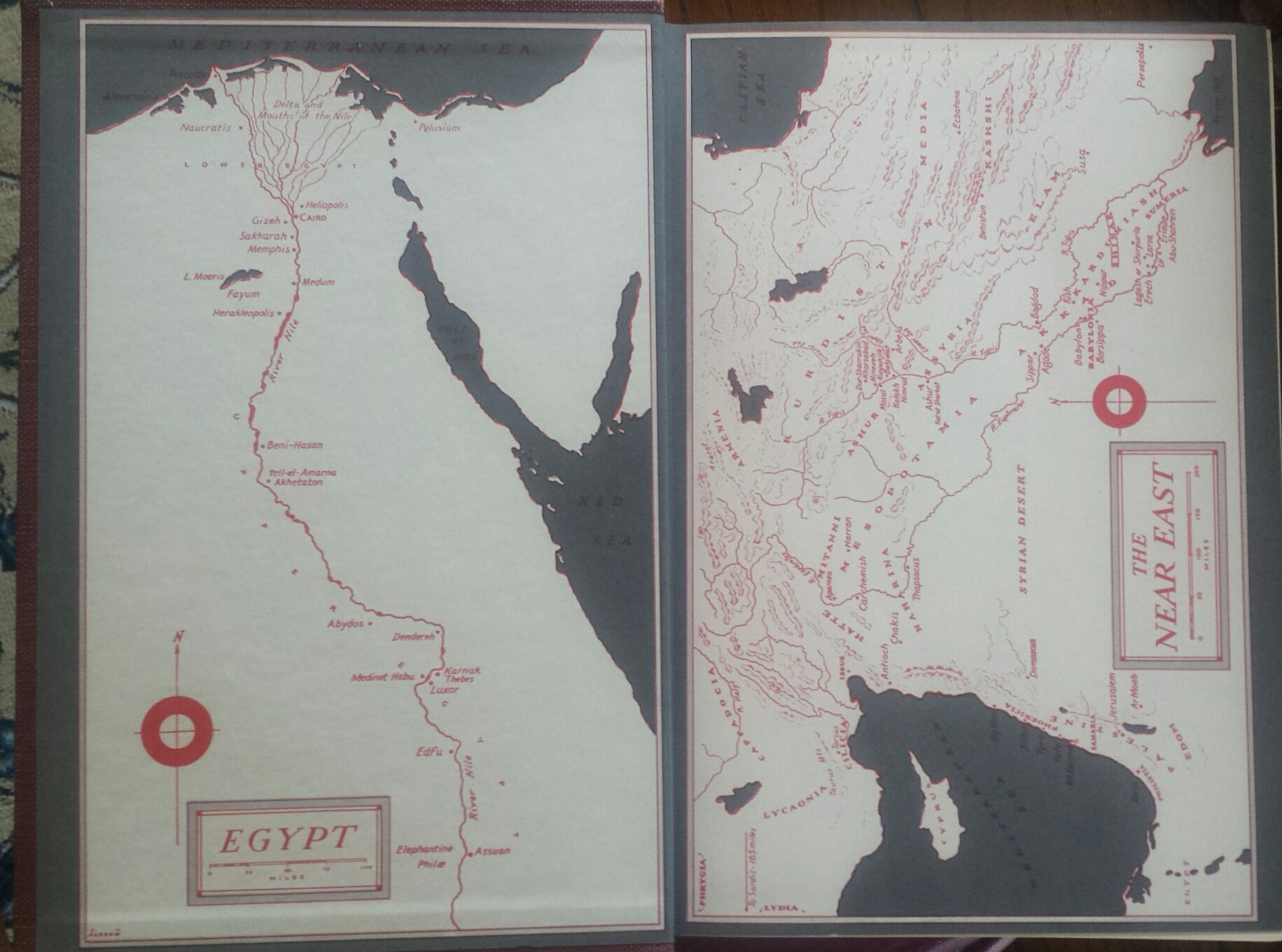 The Story of Civilization Map Will and Ariel Durant