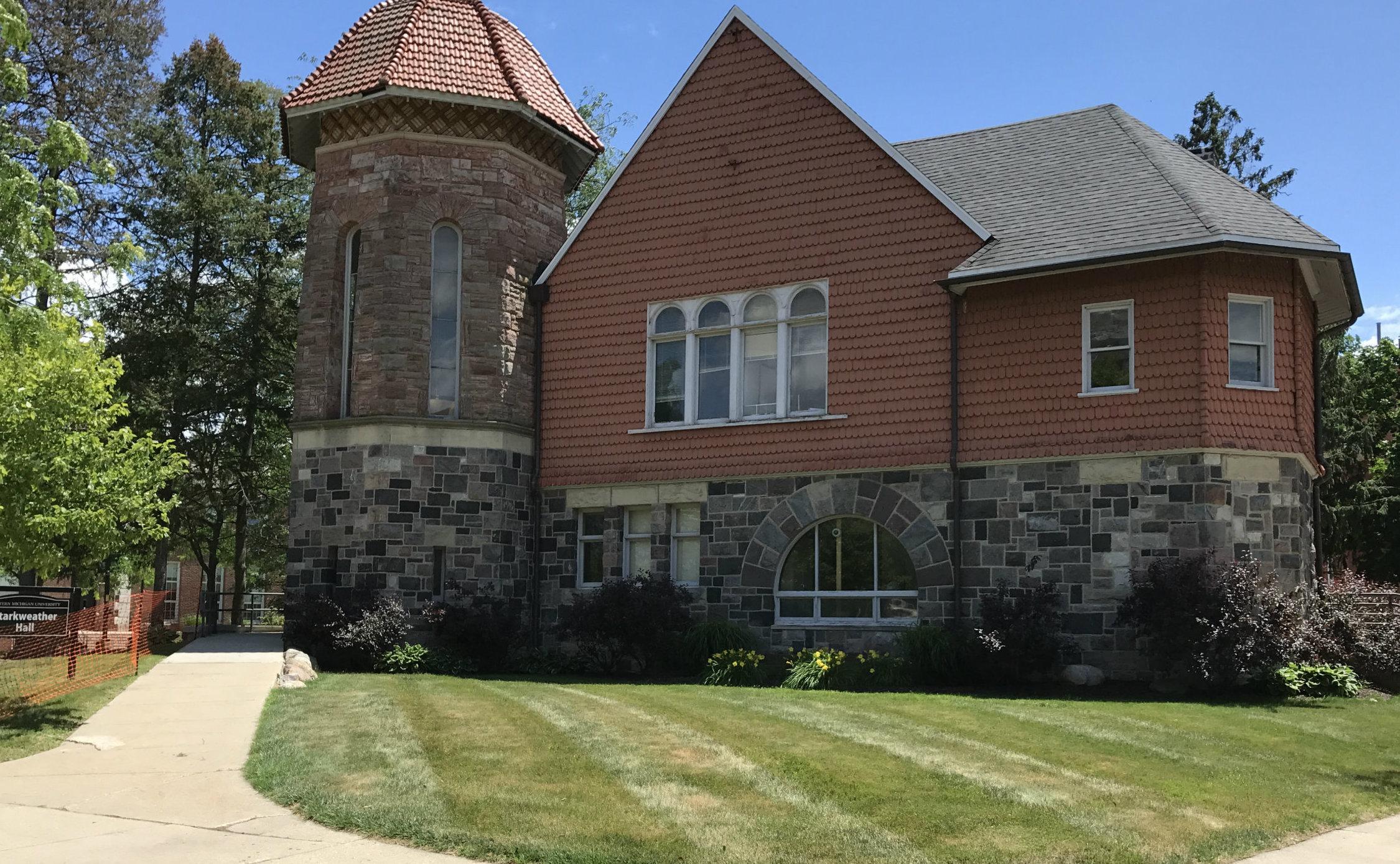 EMU Starkweather Hall