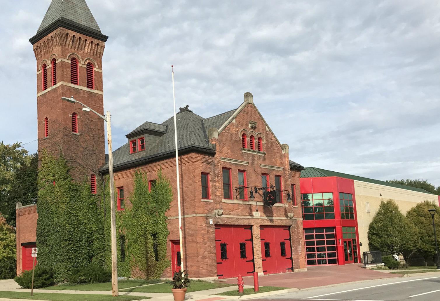 Ypsilanti Fire House Museum