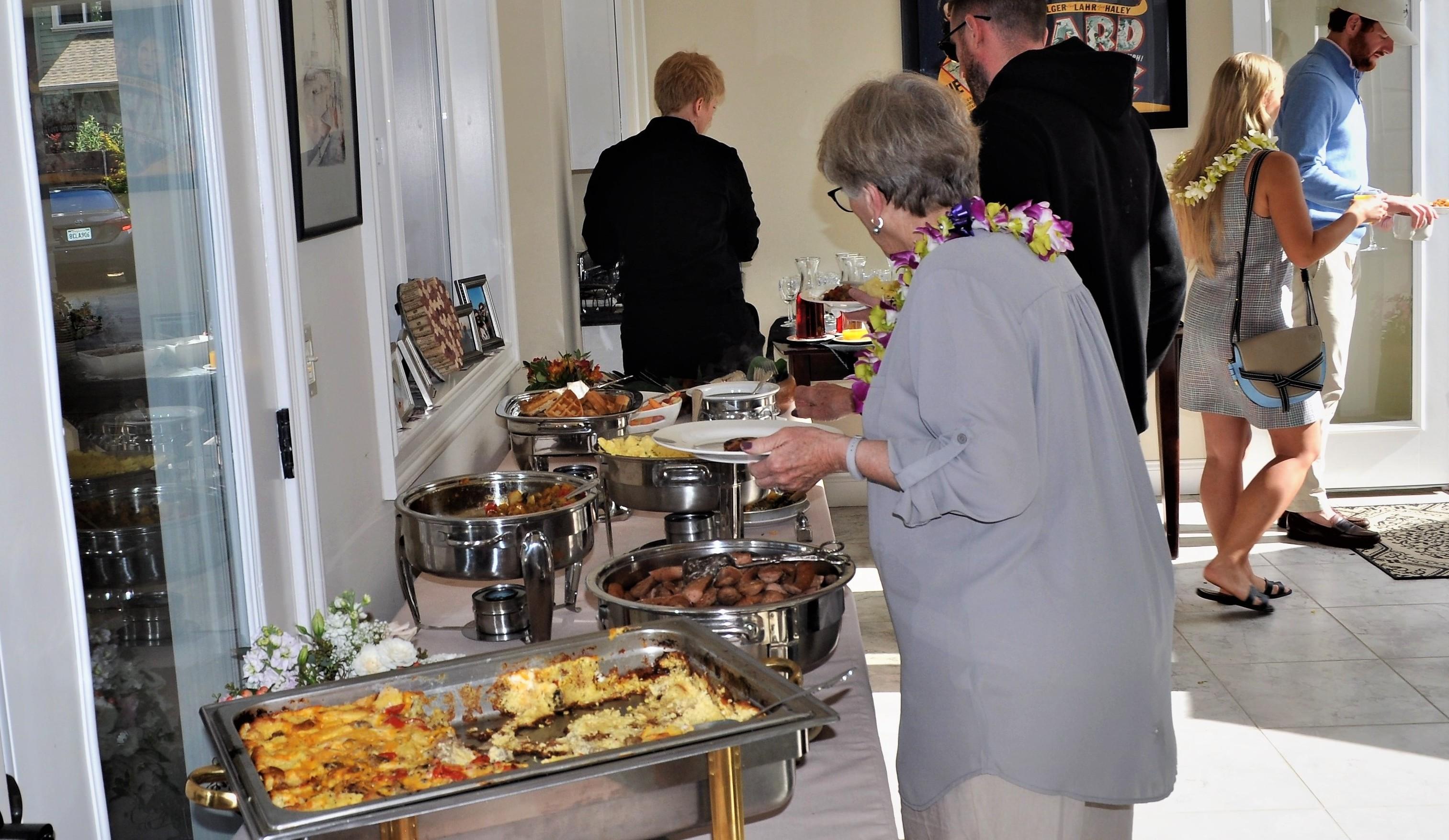 RBI Easter Breakfast Buffet
