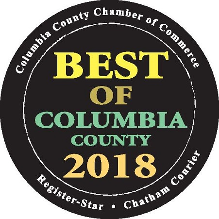 Voted Best Lodging in Columbia County 2018