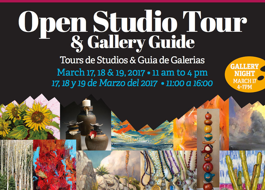 Open Studio Tour 2017