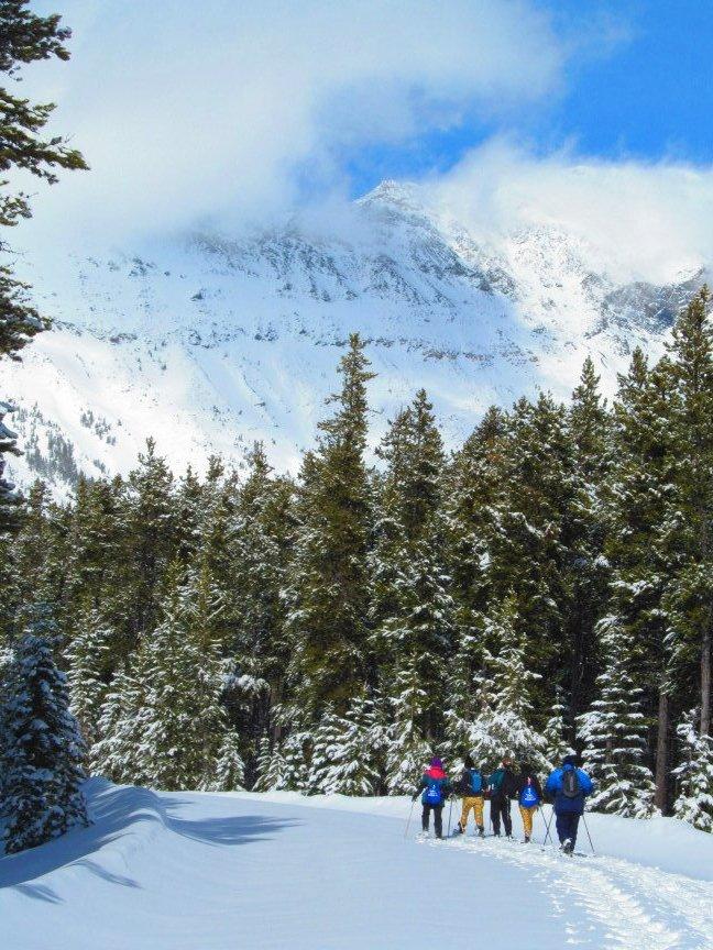 Trip in Glacier