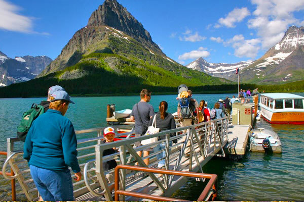 Kandahar is the ideal lodging whilst visiting Glacier National Park