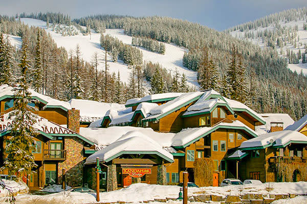 Kandahar Lodge, a Whitefish hotel and resort