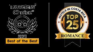 tripadvisor 2014-2020 and top romatic getaway