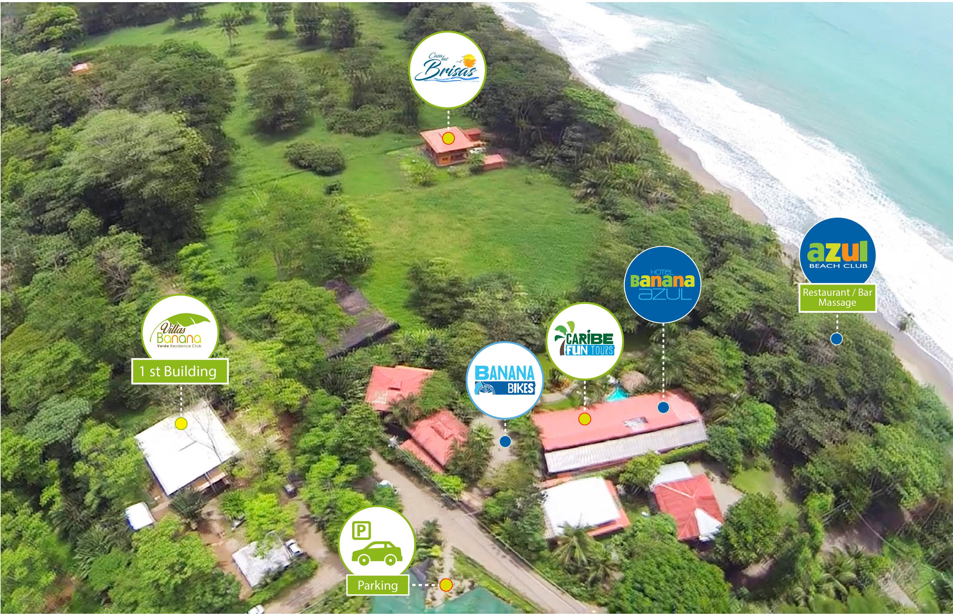 About Puerto Viejo, Costa Rica   Hotel Banana Azul