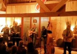 Live performance, The Barn at LaGrange