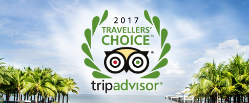 TripAdvisor 2017 Travelers Choice Award