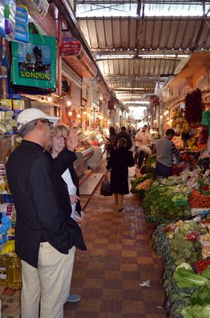 Market in Tanger