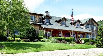 Fox Hill Bed and Breakfast Suites in Fairfield, VA