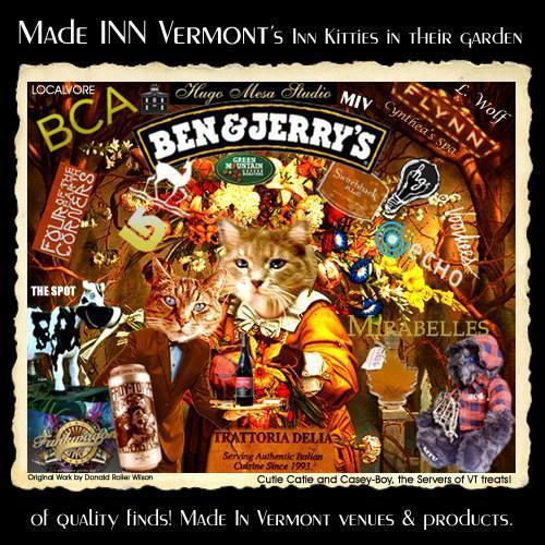 Ben & Jerry's art