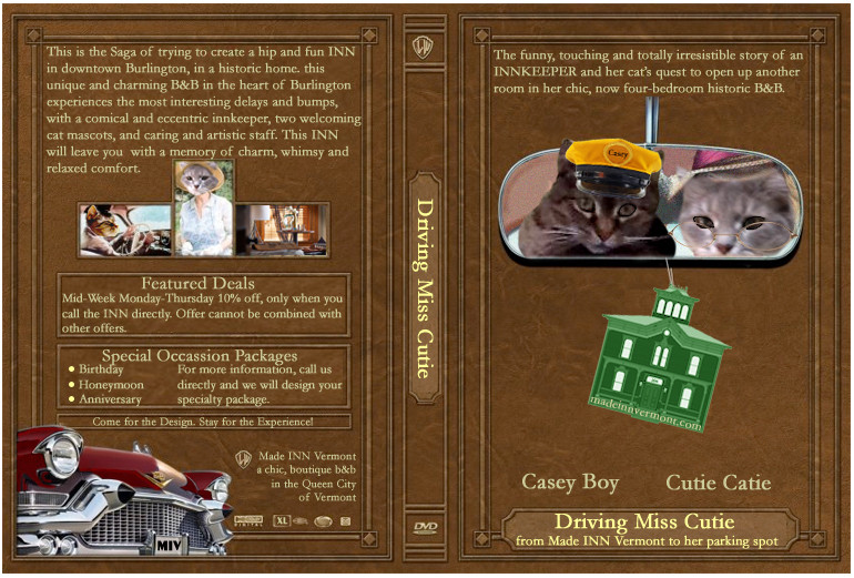 Driving Miss Cutie book cover