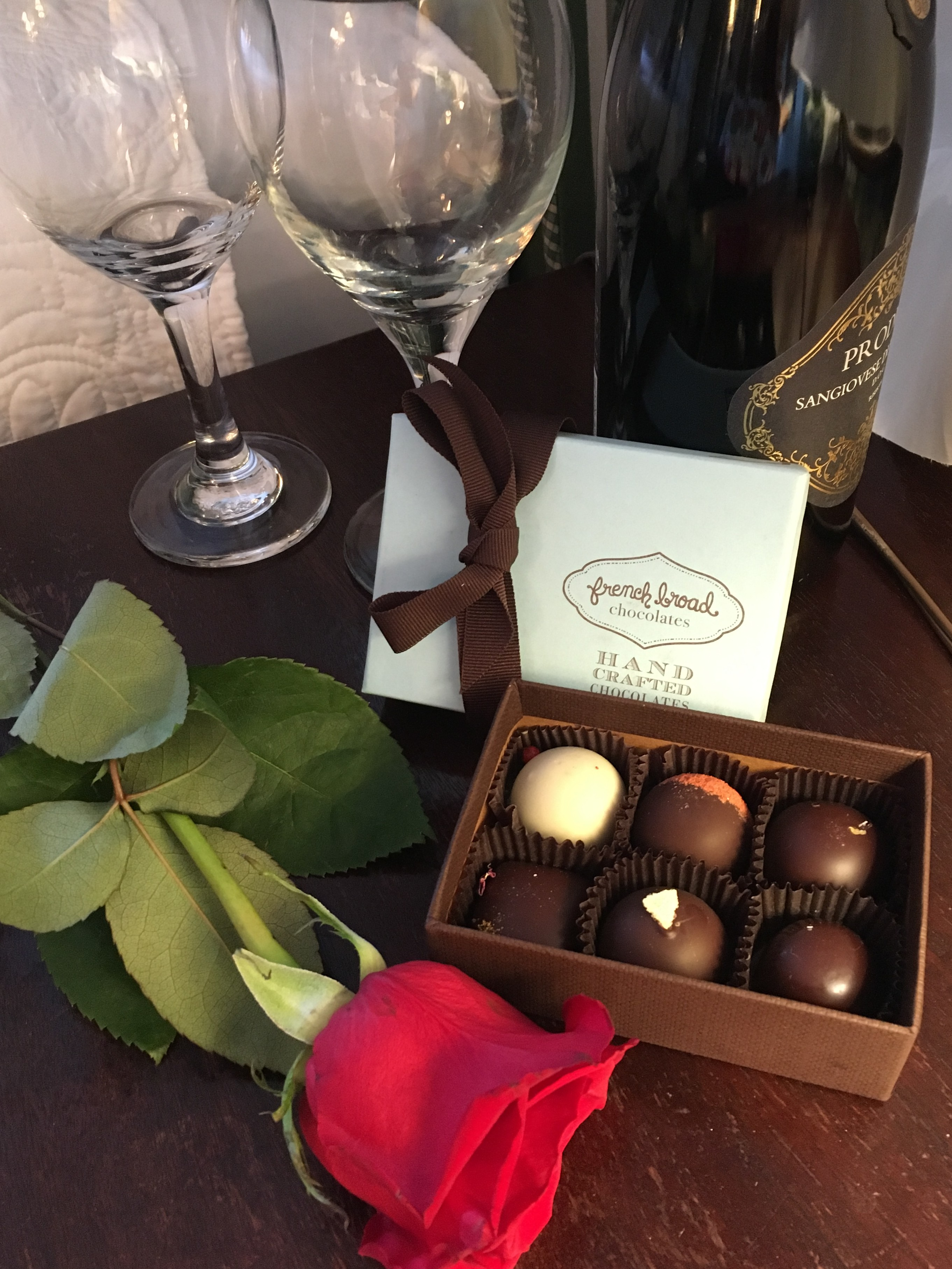 Wine & Chocolates!