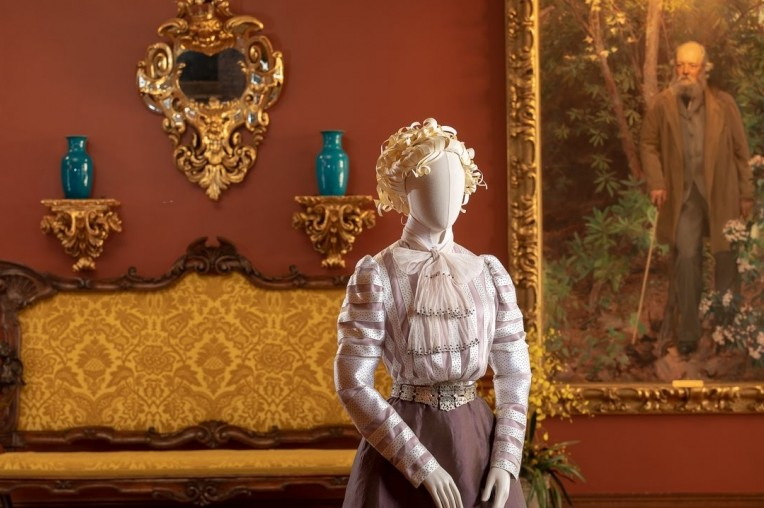 Mannequin at Biltmore