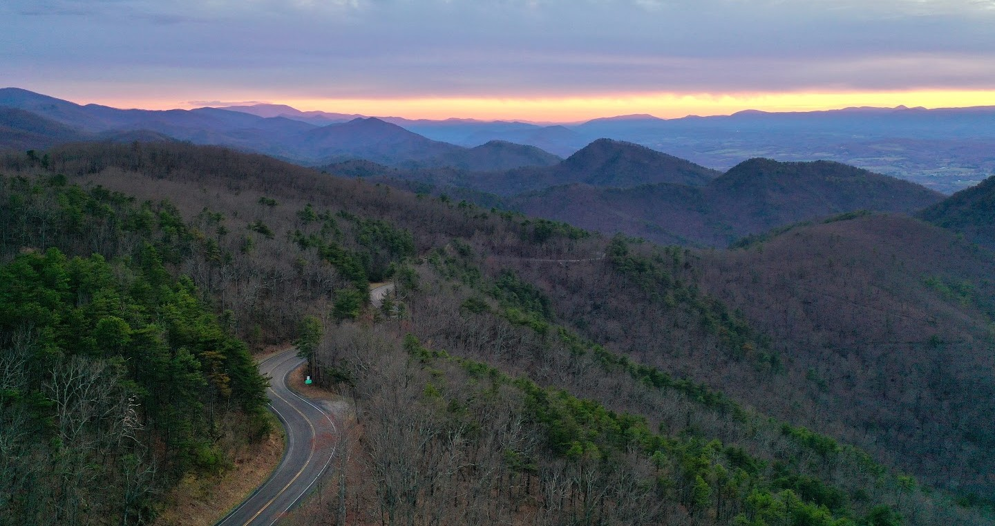 The Most Scenic Drives To, From, & Around Asheville, The Asheville Bed & Breakfast Association