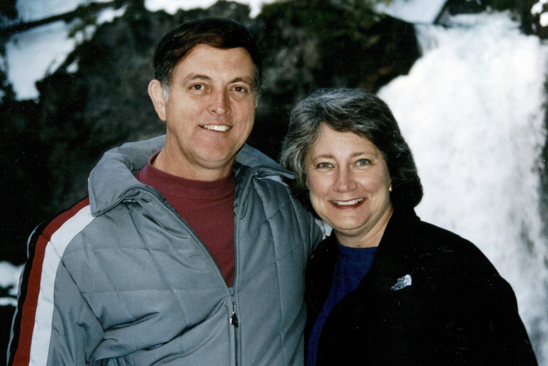 Mary and Frank Nulty - 1994