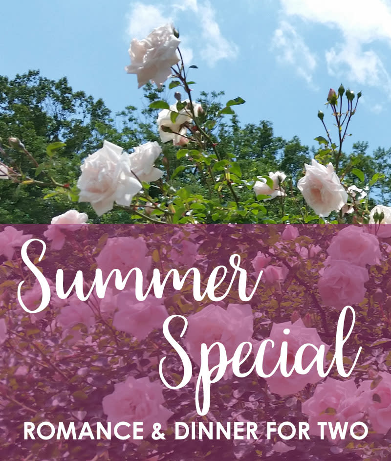 Summer Special at the Albemarle Inn