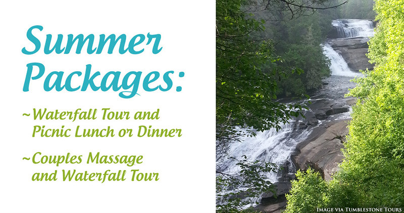Albemarle Inn | Asheville Waterfall Tour Packages
