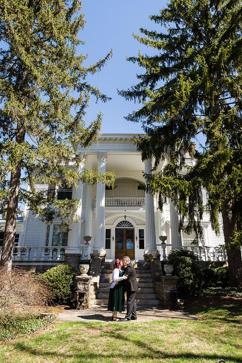Albemarle Inn Elopement, Asheville NC
