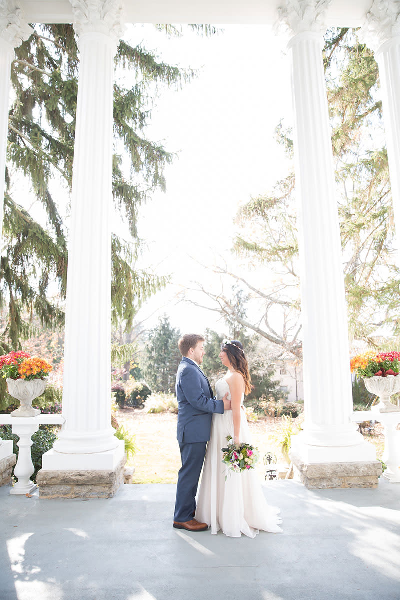 Albemarle Inn Wedding, Asheville, NC