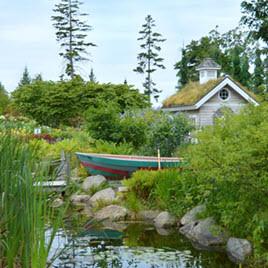 Tidley Idley Pond