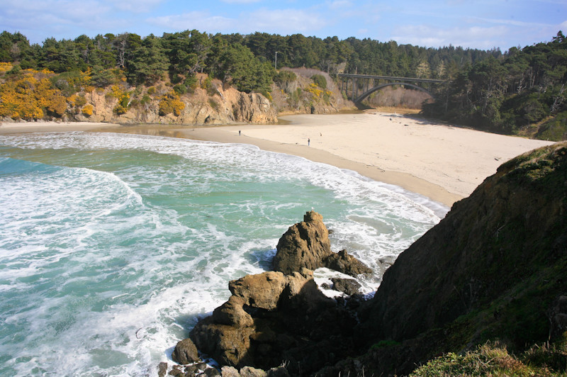 5 Places Nature Lovers Must Visit in Mendocino, Albion River Inn