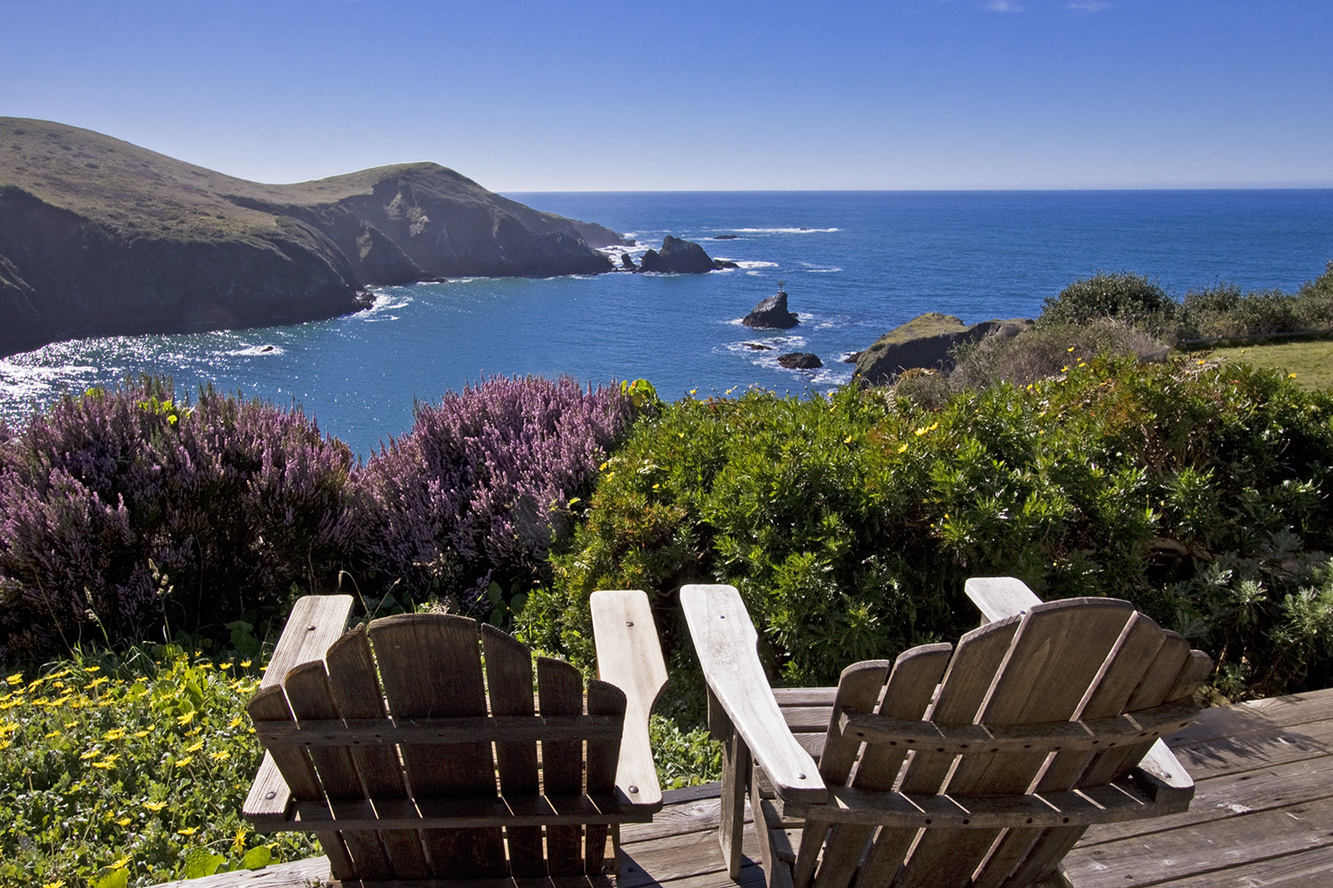 Albion River Inn Ocean View Mendocino Coast