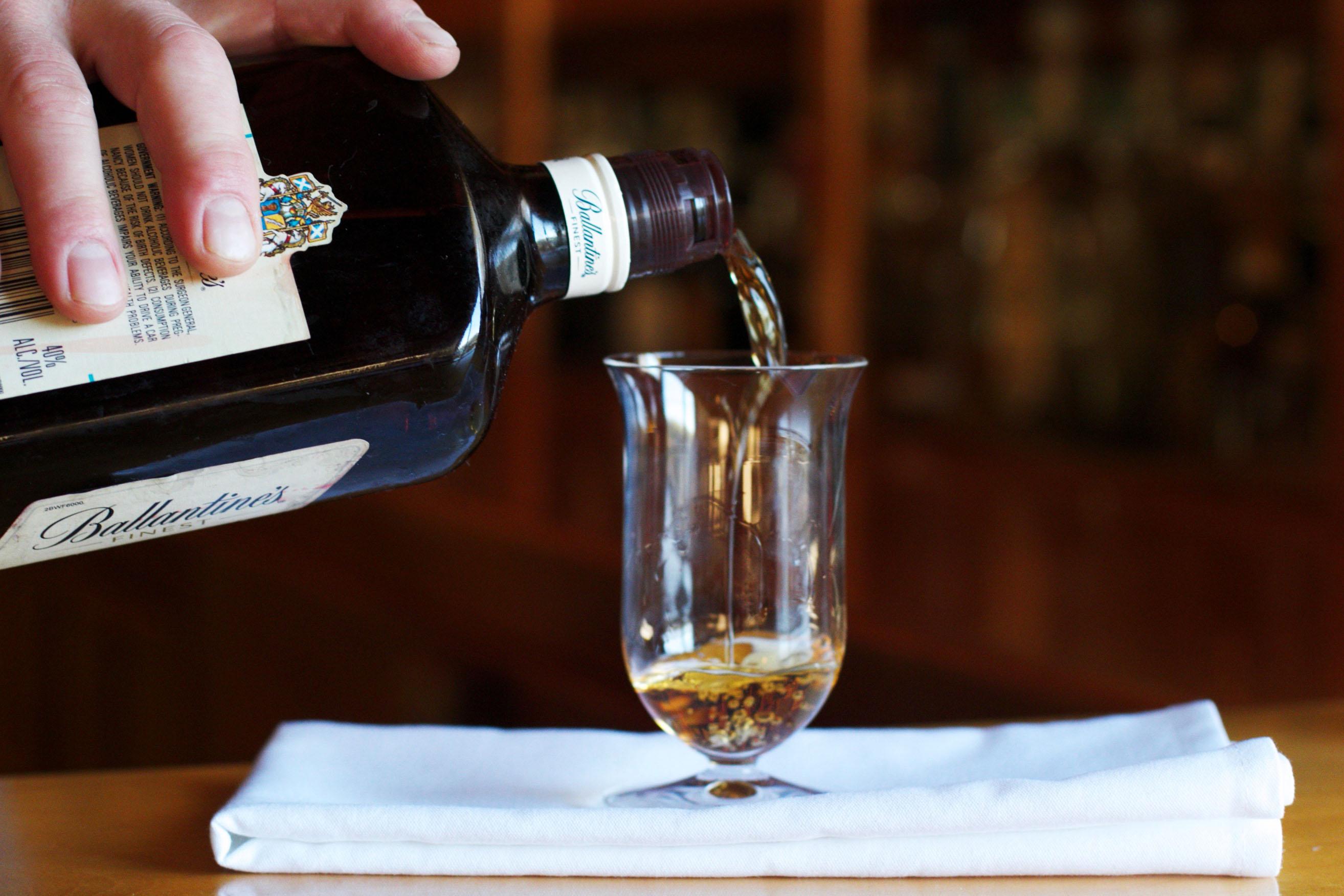 Albion River Inn Whiskey Bar