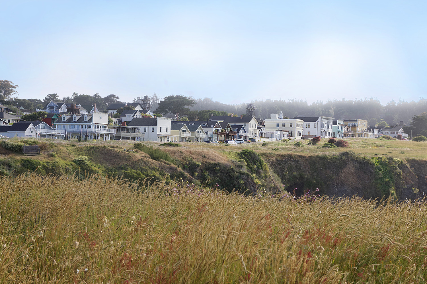 Village of Mendocino