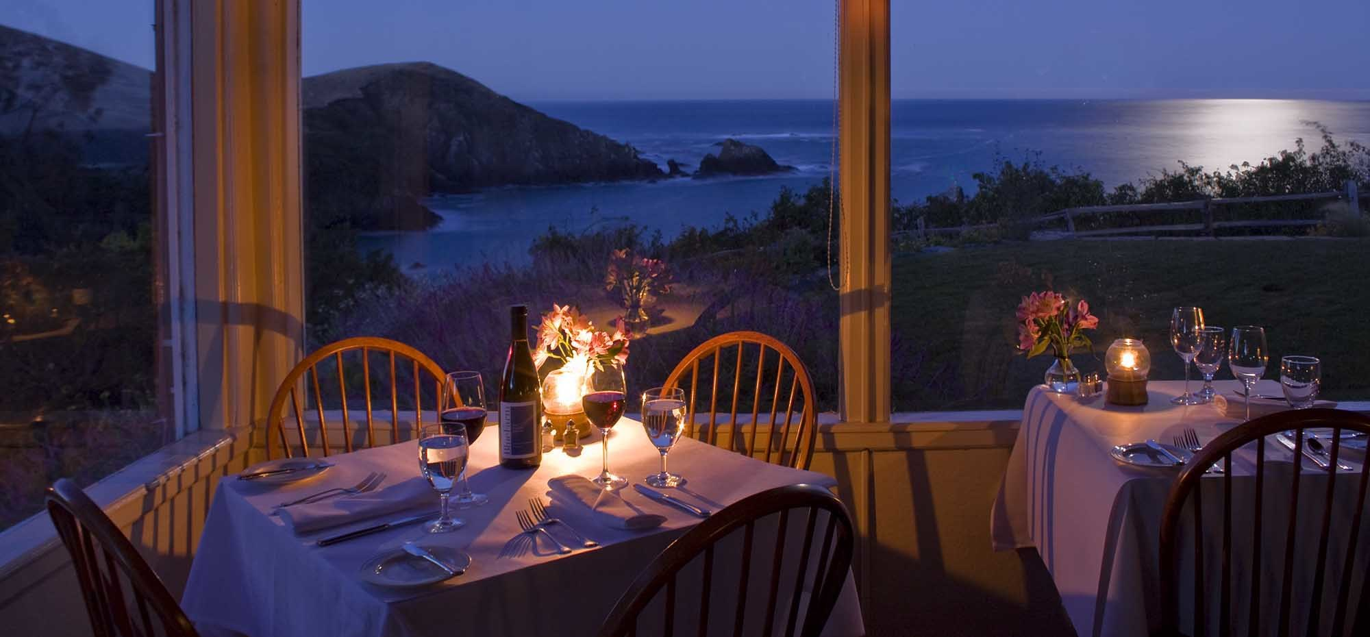5 Romantic Things To Do on the Mendocino Coast, Albion River Inn