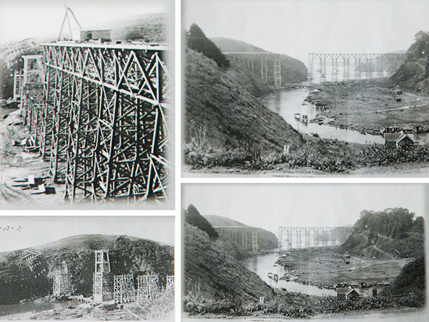 Preserving the Historic Albion River Bridge, Albion River Inn