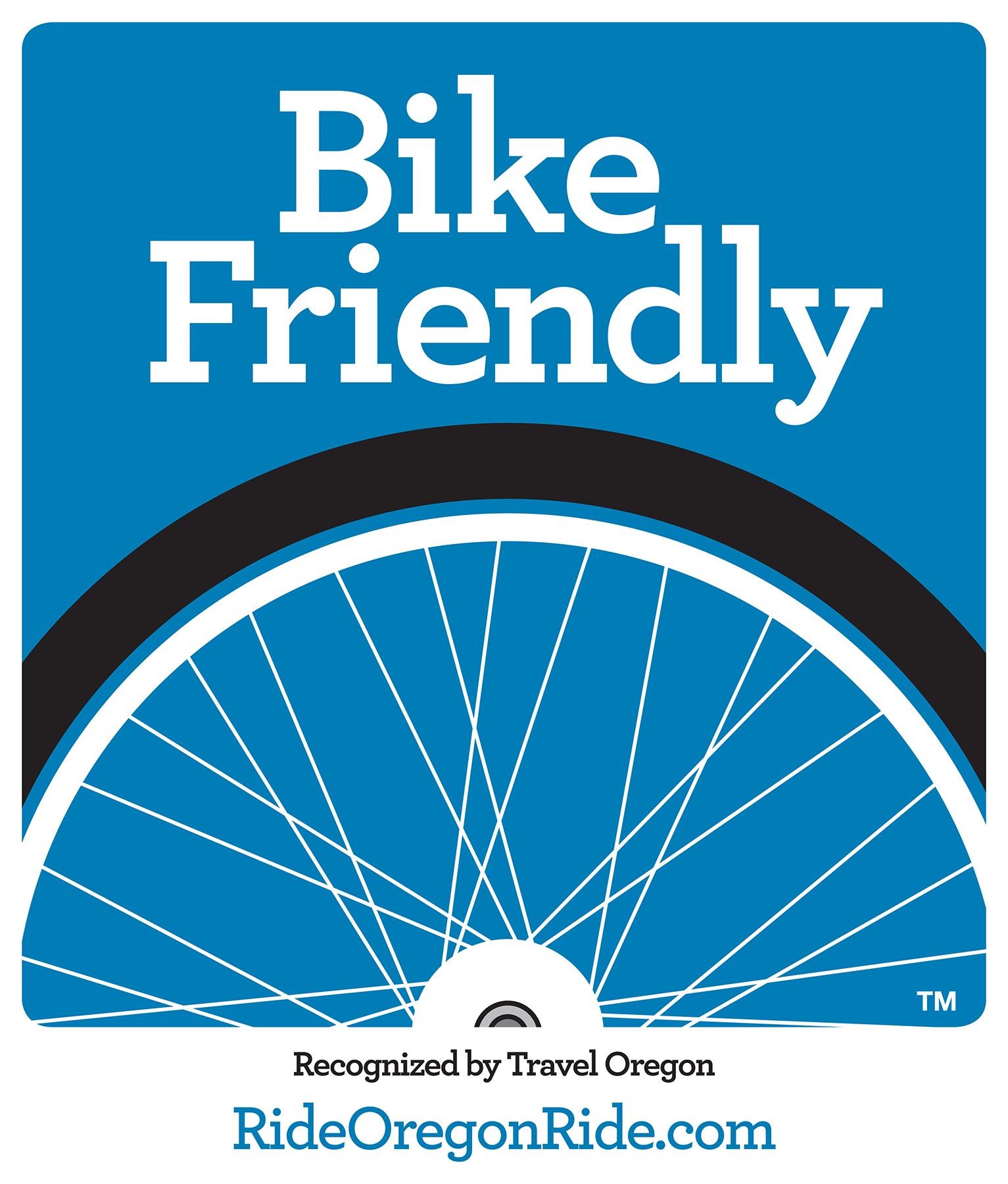 Travel Oregon Bike Friendly business