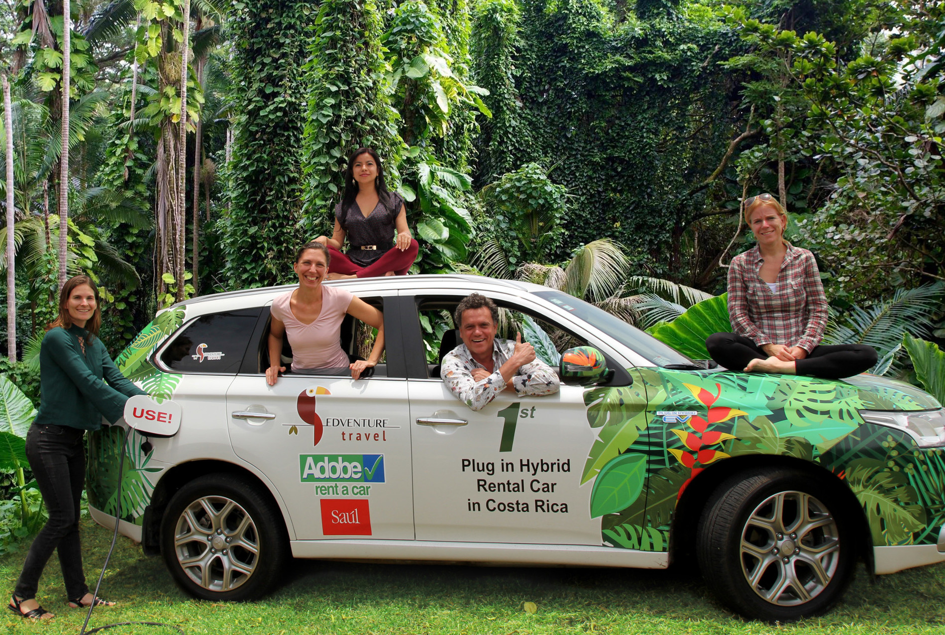 Eco car rental