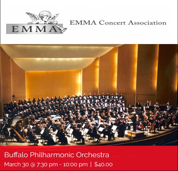 EMMA Concert March 30 2019