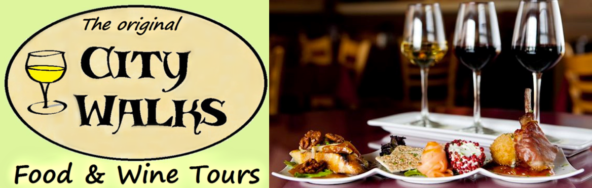 city walks savory food and wine tour